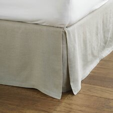 <strong>Coyuchi</strong> Relaxed Linen Bed Skirt