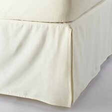 <strong>Coyuchi</strong> Sateen 300 Thread Count Organic Cotton Bed Skirt