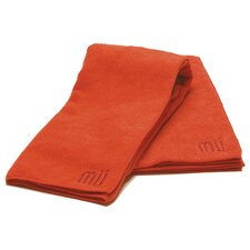 "<strong>MU Kitchen</strong> MUmodern 24"" Dishtowel in Crimson (Set of 2)"