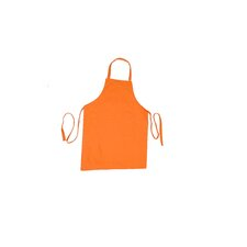 "<strong>MU Kitchen</strong> MUincotton 35"" Full Apron in Orange"