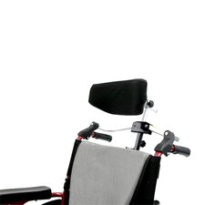 Foldable Rigidfy Wheelchair Headrest