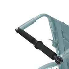 Foldable Wheelchair Push Bar
