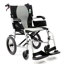 <strong>Karman Healthcare</strong> Ergo Flight Transport Wheelchair