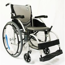 Lightweight Ergonomic Manual Wheelchair