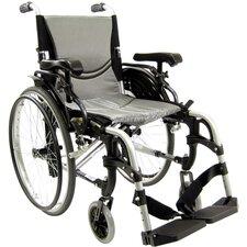 Ergonomic High Strength Lightweight  Wheelchair