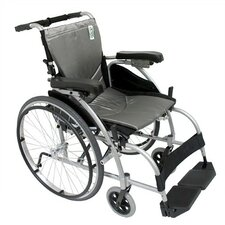 "18"" Ultra Lightweight Ergonomic Wheelchair"