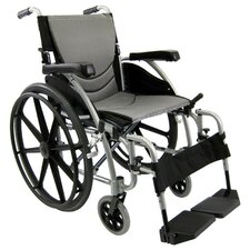 S-115MG Ergonomic Lightweight Wheelchair With Mag Wheels