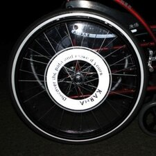 Reflector Wheel Cover