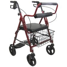 2-in-1 Rollator and Transporter