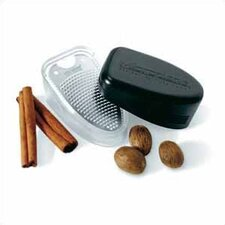 <strong>Microplane</strong> Specialty Nutmeg Grater and Shaker in Black