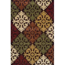 Columbia Multicolored Rug