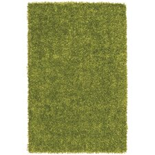 Bright Lights Lime Rug