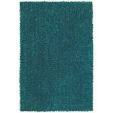 Bright Lights Teal Rug