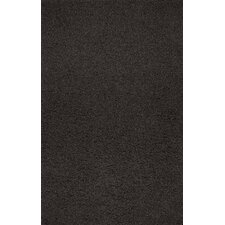 Casual Elegance Black Rug