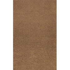 Casual Elegance Chocolate Rug