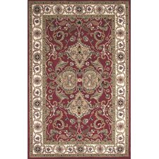 Jewel Burgundy Rug