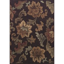 <strong>Dalyn Rug Co.</strong> Capri Sable Floral Rug