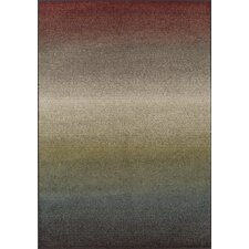 Marcello Blue/Red Area Rug