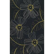 Sanibel Black Rug
