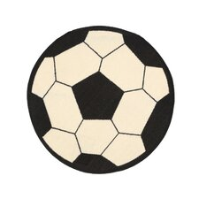 All Stars Soccer Kids Rug