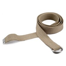 8' Professional Hemp Yoga Strap