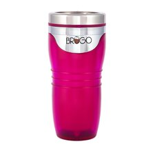 <strong>Brugo</strong> Leak Proof Thermodynamic Travel Mug in Jazz Passion