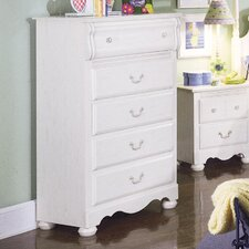 <strong>Standard Furniture</strong> Diana 5 Drawer Chest