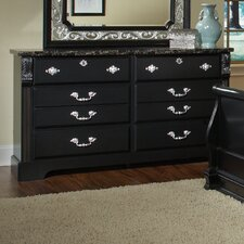 <strong>Standard Furniture</strong> Vienna 6 Drawer Dresser