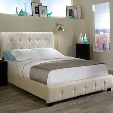 Madison Square Upholstered Bed