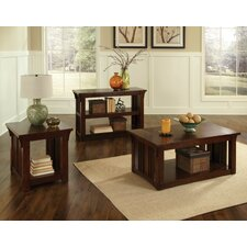 <strong>Standard Furniture</strong> Artisan Loft Coffee Table Set