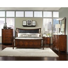 Park Avenue II Sleigh Bedroom Collection