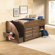 Parker Loft Stair Bed
