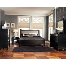 Memphis Sleigh Bedroom Collection