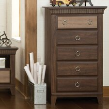 Weatherly 5 Drawer Chest