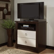 Loren 2 Drawer Media Chest