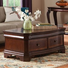 St. James Coffee Table with Lift Top