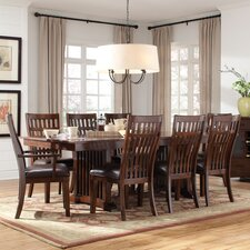 Artisan Loft 9 Piece Dining Set
