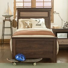 Weatherly Panel Bed