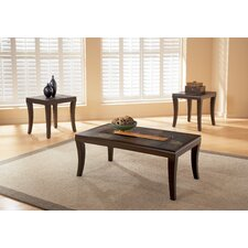 Laguna 3 Piece Coffee Table Set