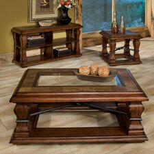 <strong>Standard Furniture</strong> Breckenridge Coffee Table Set