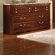 Triomphe 6 Drawer Dresser