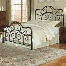 <strong>Standard Furniture</strong> Santa Cruz Metal Bed