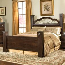 Sorrento Panel Bed