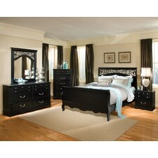 Madera Sleigh Bedroom Collection