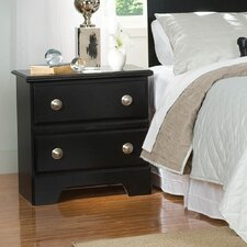 <strong>Standard Furniture</strong> Carson Standard 2 Drawer Nightstand