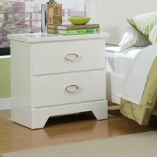 <strong>Standard Furniture</strong> Meridian 2 Drawer Nightstand