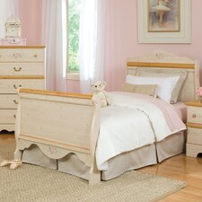 <strong>Standard Furniture</strong> Princess Sleigh Bed