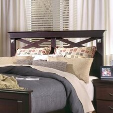 City Crossing Panel Headboard