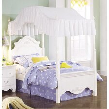 <strong>Standard Furniture</strong> Diana Canopy Bed