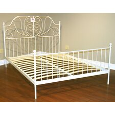 <strong>Standard Furniture</strong> Hamilton Falls Metal Bed